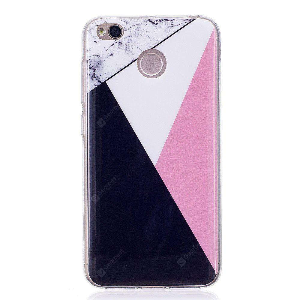 Bab Marble Style TPU Soft Cover Case for Xiaomi Redmi 4X
