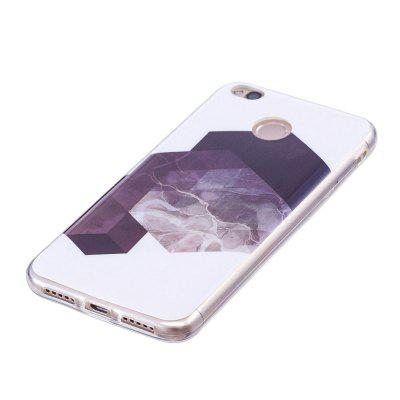 Geometric Marble Style TPU Soft Cover Case for Xiaomi Redmi 4XCases &amp; Leather<br>Geometric Marble Style TPU Soft Cover Case for Xiaomi Redmi 4X<br><br>Compatible Model: Xiaomi Redmi 4X<br>Features: Anti-knock<br>Mainly Compatible with: Xiaomi<br>Material: TPU<br>Package Contents: 1 x Phone Case<br>Package size (L x W x H): 15.00 x 7.00 x 1.00 cm / 5.91 x 2.76 x 0.39 inches<br>Package weight: 0.0180 kg<br>Style: Pattern