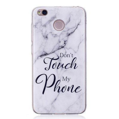 My Phone Marble Style TPU Soft Cover Case for Xiaomi Redmi 4X