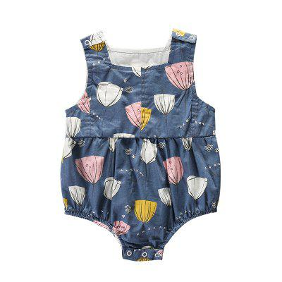 TAOQIMAIDOU Baby Clothes Summer Newborn Boy Girl Set Moda Infant MD170X053
