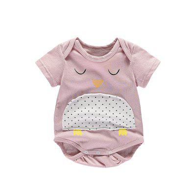 TAOQIMAIDOU Baby Clothes Summer Newborn Boy Girl Pagliaccetto MD170X032
