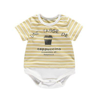 TAOQIMAIDOU Baby Clothes Summer Newborn Boy Girl Pagliaccetto MD170X025