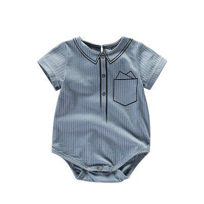 TAOQIMAIDOU Baby Clothes Summer Newborn Boy Girl Pagliaccetto MD170X095