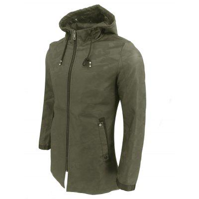 MenS Spring and Autumn Hooded Long-Sleeved Windbreaker Fashion Casual CoatMens Jackets &amp; Coats<br>MenS Spring and Autumn Hooded Long-Sleeved Windbreaker Fashion Casual Coat<br><br>Closure Type: Zipper<br>Clothes Type: Trench<br>Collar: Hooded<br>Detachable Part: None<br>Hooded: Yes<br>Lining Material: Polyester<br>Materials: Polyester<br>Package Content: 1Xcoat<br>Package size (L x W x H): 1.00 x 1.00 x 1.00 cm / 0.39 x 0.39 x 0.39 inches<br>Package weight: 0.4500 kg<br>Size1: 2XL,3XL,4XL,L,M,XL<br>Style: Fashion<br>Type: Wide-waisted