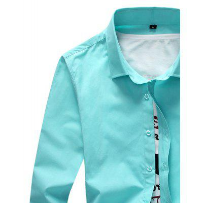 Fashion Color All-Match Multicolor Mens Long Sleeve ShirtMens Shirts<br>Fashion Color All-Match Multicolor Mens Long Sleeve Shirt<br><br>Collar: Turn-down Collar<br>Fabric Type: Broadcloth<br>Material: Cotton, Polyester<br>Package Contents: 1 X shirt<br>Shirts Type: Formal Shirts<br>Sleeve Length: Full<br>Weight: 0.3000kg
