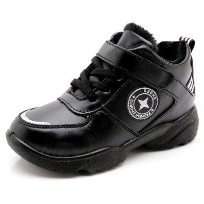Europe and The United States Wind Children Cotton Shoes