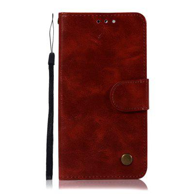 Luxurious Retro Fashion Flip Leather Case PU Wallet Cover Cases For Huawei Honor 7X Smart Cover Phone Bag with StandCases &amp; Leather<br>Luxurious Retro Fashion Flip Leather Case PU Wallet Cover Cases For Huawei Honor 7X Smart Cover Phone Bag with Stand<br><br>Color: Black,Red,Brown,Yellow,Gray,Wine red<br>Compatible Model: Huawei Honor 7X<br>Features: With Credit Card Holder, Dirt-resistant, Anti-knock, Cases with Stand, Bumper Frame, Full Body Cases, Back Cover, Auto Sleep/Wake Up<br>Mainly Compatible with: HUAWEI<br>Material: PC, Silica Gel, TPU, PU Leather, Silicone, Genuine Leather<br>Package Contents: 1 x Phone Case<br>Package size (L x W x H): 17.00 x 9.50 x 2.00 cm / 6.69 x 3.74 x 0.79 inches<br>Package weight: 0.0900 kg<br>Product Size(L x W x H): 16.00 x 9.00 x 15.00 cm / 6.3 x 3.54 x 5.91 inches<br>Product weight: 0.0860 kg<br>Style: Solid Color, Novelty, Cool, Vintage, Vintage/Nostalgic Euramerican Style, Silk Texture, Funny