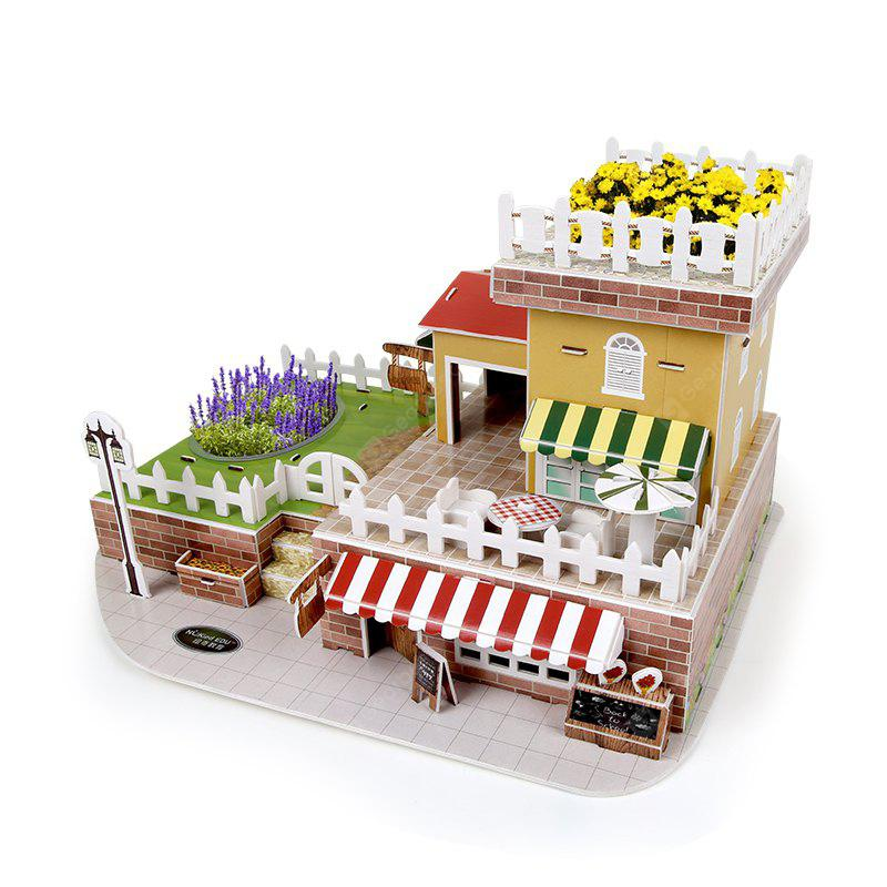 2 In 1 Planting Building Blocks Cafe Garden Plant Growth Learning Toy