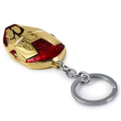 Metal Key Chain Multifunctional Mask Style Key RingKey Chains<br>Metal Key Chain Multifunctional Mask Style Key Ring<br><br>Design Style: Retro<br>Gender: Unisex<br>Materials: Alloy<br>Package Contents: 1 x Key Chain<br>Package size: 5.00 x 5.00 x 1.60 cm / 1.97 x 1.97 x 0.63 inches<br>Package weight: 0.0190 kg<br>Product weight: 0.0100 kg<br>Stem From: Europe and America<br>Theme: Movie and TV