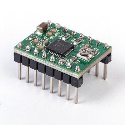 FLSUN 3D Printer Parts Accessory Reprap A4988 Stepper Motor Driver Module with Heatsink for Ramps 1.4 Send Heat