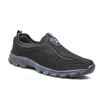 Spring Burst Middle-Aged Leg Wear Lazy People Walking Large Size Casual Shoes