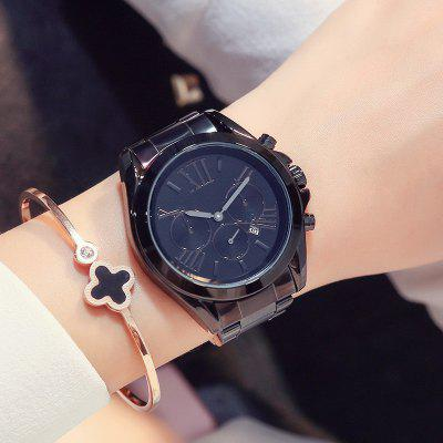 GIMTOFashion Rose Gold Women Watches Luxury Brand Clock Roman Quartz Ladies Watch Sport Female Wristwatch Relogio MontreWomens Watches<br>GIMTOFashion Rose Gold Women Watches Luxury Brand Clock Roman Quartz Ladies Watch Sport Female Wristwatch Relogio Montre<br><br>Band material: Stainless Steel<br>Case material: Metal<br>Clasp type: Double buckle<br>Display type: Analog<br>Movement type: Quartz watch<br>Package Contents: 1xWatch<br>Package size (L x W x H): 25.00 x 4.20 x 1.00 cm / 9.84 x 1.65 x 0.39 inches<br>Package weight: 0.1100 kg<br>Product size (L x W x H): 23.00 x 4.00 x 0.80 cm / 9.06 x 1.57 x 0.31 inches<br>Product weight: 0.1000 kg<br>Shape of the dial: Round<br>Watch mirror: Mineral glass<br>Watch style: Childlike, Classic, Fashion, Casual<br>Watches categories: Women,Female table<br>Water resistance: Life water resistant