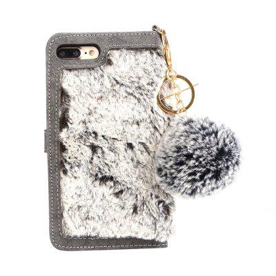 for Iphone 7 Plus Rabbit Hair Soft TPU Phone Case with Hair Buld DecorativeiPhone Cases/Covers<br>for Iphone 7 Plus Rabbit Hair Soft TPU Phone Case with Hair Buld Decorative<br><br>Compatible for Apple: iPhone 7 Plus<br>Features: FullBody Cases<br>Material: PU, TPU<br>Package Contents: 1 x Phone Case<br>Package size (L x W x H): 22.00 x 14.00 x 3.00 cm / 8.66 x 5.51 x 1.18 inches<br>Package weight: 0.1600 kg<br>Style: Cute