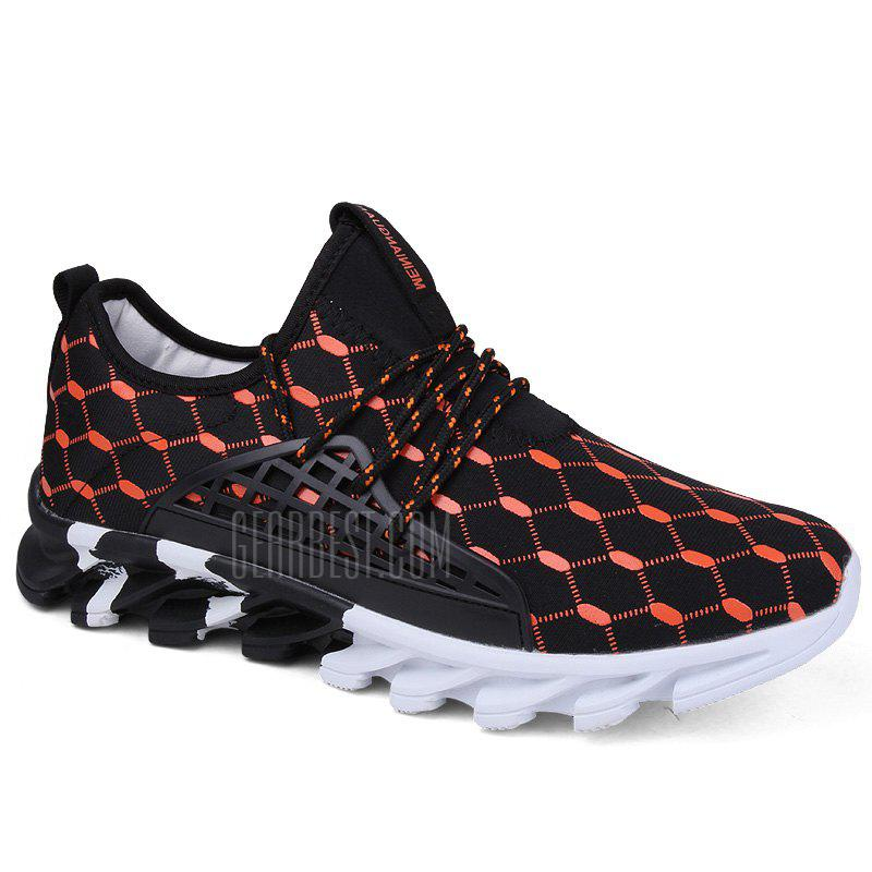 New Mesh Blade Tide Shoes Sports Casual Men'S Running Shoes