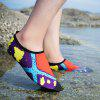 New Spindle Skin Swimming Shoes - RED AND BLUE