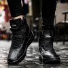 New Men Are Leisure To Help Sports Shoes - BLACK