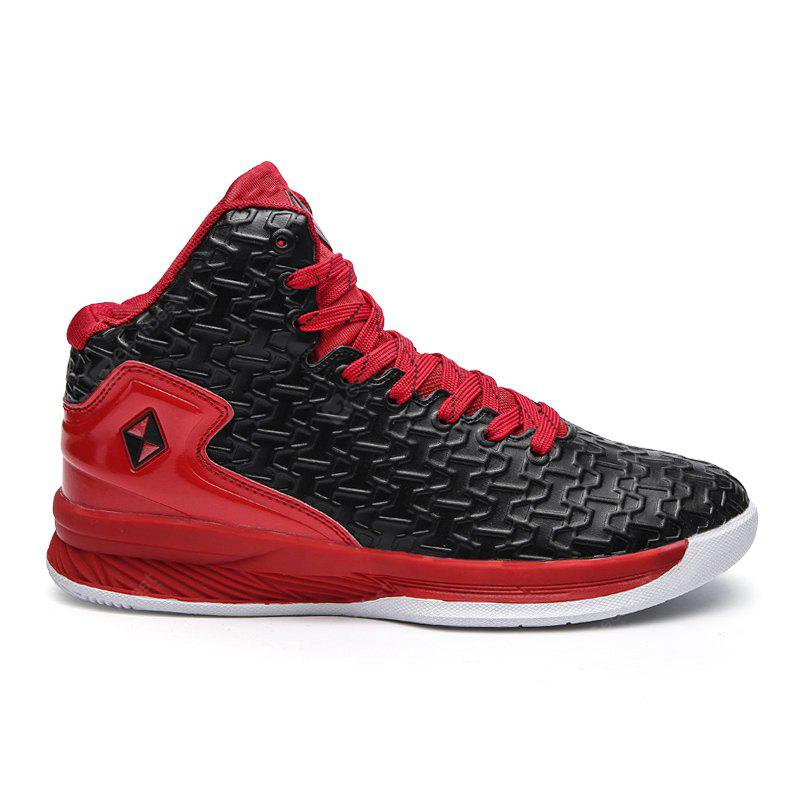 New Men'S Autumn and Winter Basketball Shoes