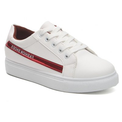 Leisure Sports Shoes Female White Shoes