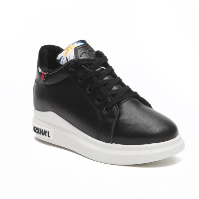 Warm and Thick Bottom Leisure Sports Shoes