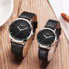 DIFFUL Simple Couple Watches - BLACK