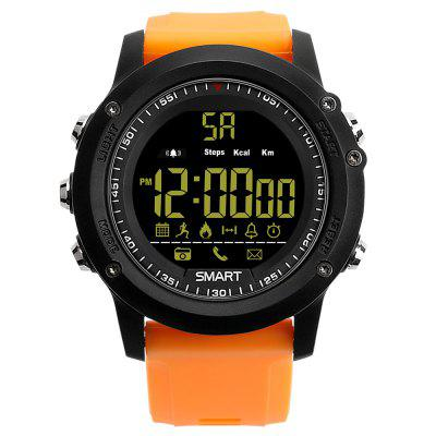 AOWO X5 Sport Bluetooth Smart Watch  5ATM  Waterproof 365 Days Standby Time