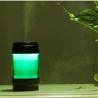 Creative Lens Seven Color Night Light Mute Air Humidifier