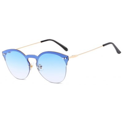 SENLAN   2355Fashion men and women models sunglasses (leather box)