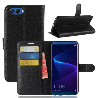 PU Leather Full Body Phone Case for Huawei Honor V10