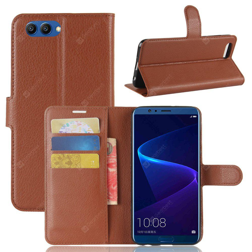 PU-Leder Full Body Phone Case für Huawei Honor V10
