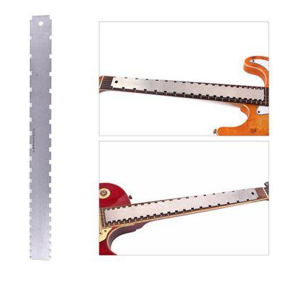 Guitar Neck Notched Straight Edge Luthiers Tool