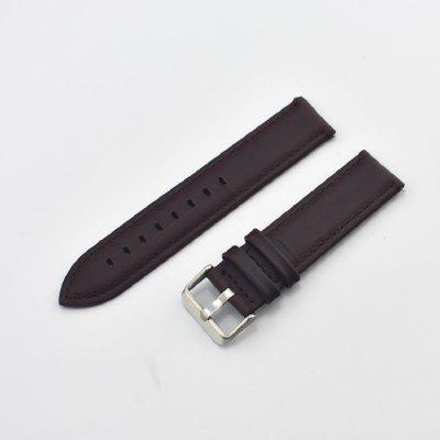 Hot Sale Crazy Horse Leather Watch Band Watch Strap
