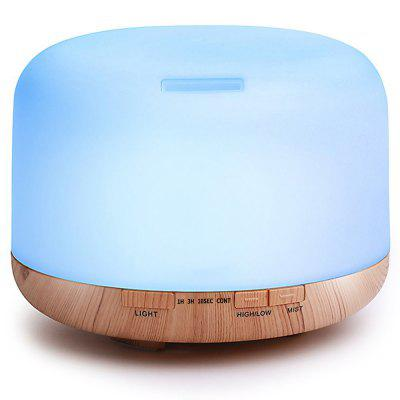 GDAS 02390YK Remote Control Essential Oil Diffuser  Aroma Cool Mist HumidifierAir Purifier<br>GDAS 02390YK Remote Control Essential Oil Diffuser  Aroma Cool Mist Humidifier<br><br>Appliance Type: Humidifiers,Remote Controller,Smart switch<br>Connector Type: UK plug, AU plug, EU plug<br>Feature: Remote Control<br>Material: ABS, Plastic, PP<br>Model: 02390YK<br>Package Contents: 1 x AROMA Diffuser ?1 x remote control, 1 x Adapter, 1 x manual<br>Package size (L x W x H): 17.00 x 17.00 x 15.00 cm / 6.69 x 6.69 x 5.91 inches<br>Package weight: 0.4500 kg<br>Voltage (V): 24