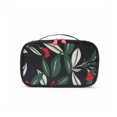 Carry Cosmetic Bag Large Capacity Wash Bag Travel Cosmetic Bag