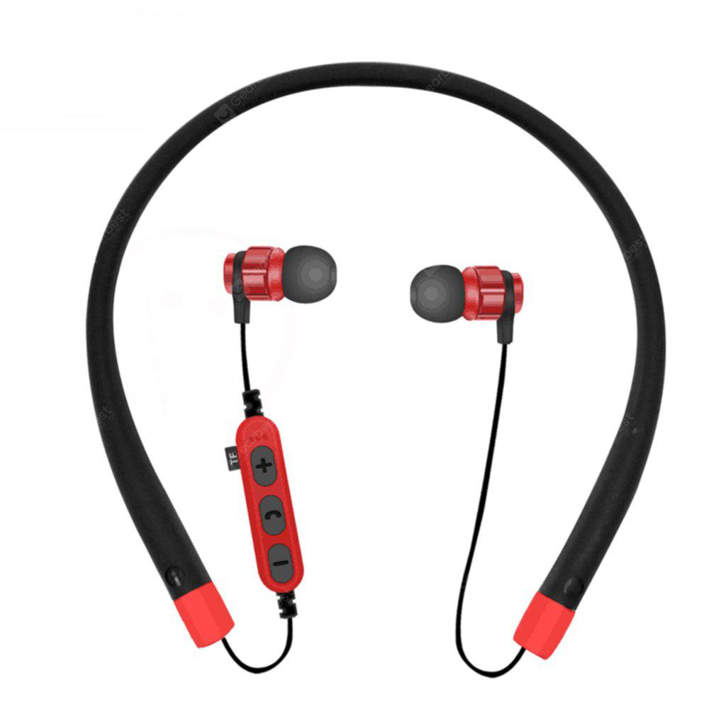 Wireless Neckband Earbuds Bluetooth Headphones Stereo Headset Hand-Free Sports In-Ear Noise