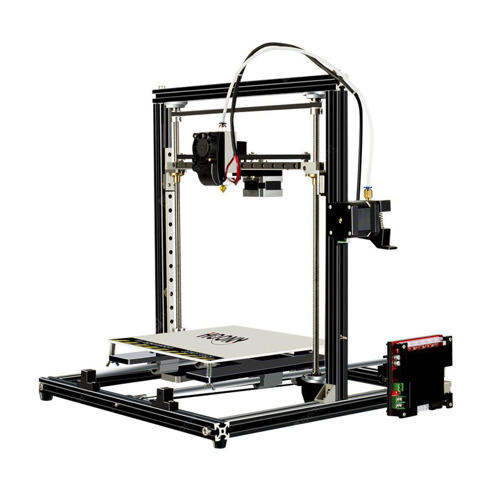 HOONY H6 Most Assembled Full Aluminum Frame 3D Printer