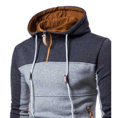 MenS Color Leisure HoodieMens Hoodies &amp; Sweatshirts<br>MenS Color Leisure Hoodie<br><br>Material: Cotton Blends<br>Package Contents: 1xHoodie<br>Shirt Length: Regular<br>Sleeve Length: Full<br>Style: Casual<br>Weight: 0.3900kg