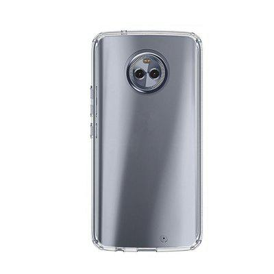 Transparent Slim TPU Soft Phone Case for Moto X4