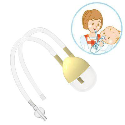 New Born Baby Safety Nose Cleaner Vacuum Suction Nasal Aspirator