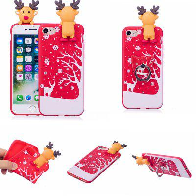 Coque pour iPhone 7/8 TPU Doll Series Soft Shell