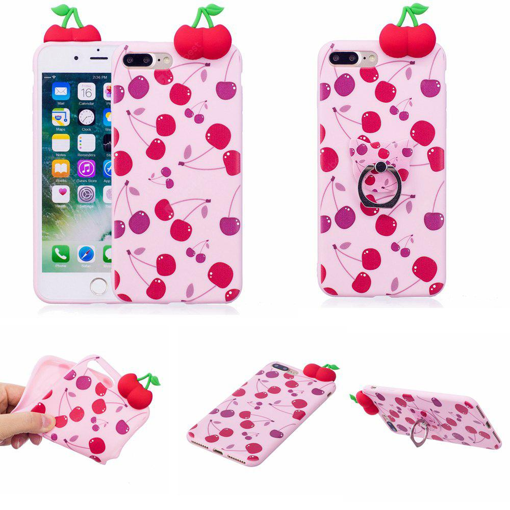 Coque pour iPhone 7 Plus / 8 Plus TPU Doll Series Soft Shell