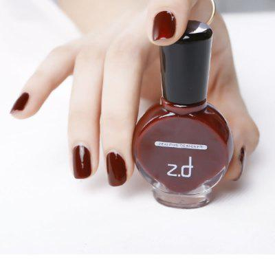 ZD SC4003 Peel Off Healthy Nail Polish 1pc