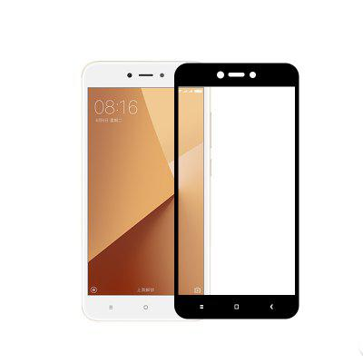 Tempered Glass Color Full Cover Screen Protector Film for Xiaomi Redmi 4X
