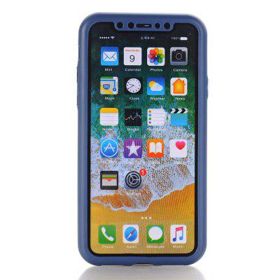 360 Degree Full Cover TPU Soft Cases for iPhone XiPhone Cases/Covers<br>360 Degree Full Cover TPU Soft Cases for iPhone X<br><br>Compatible for Apple: iPhone X<br>Features: Anti-knock, FullBody Cases<br>Material: TPU<br>Package Contents: 1 x Phone Case<br>Package size (L x W x H): 15.00 x 7.00 x 1.00 cm / 5.91 x 2.76 x 0.39 inches<br>Package weight: 0.0300 kg<br>Style: Cool