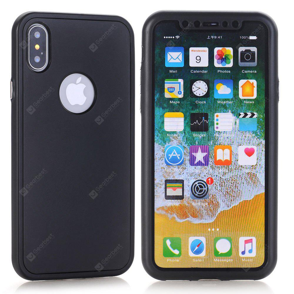 360 Degree Full Cover TPU Soft Cases for iPhone X