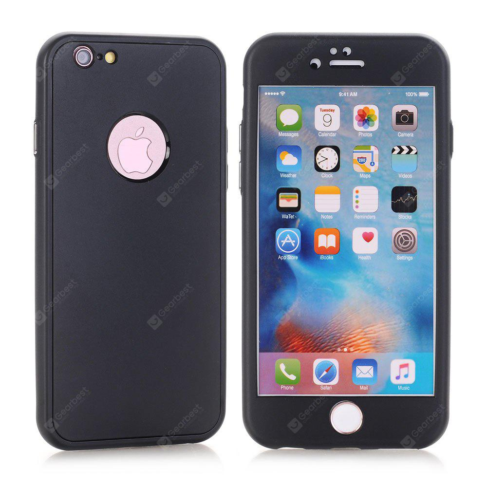 360 Degree Full Cover TPU Soft Cases for iPhone 6 / 6s