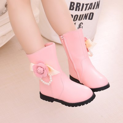 Children girls Martin bootsGirls Clothing<br>Children girls Martin boots<br><br>Available Size: 27-36<br>Boot Type: Fashion Boots<br>Closure Type: Zip<br>Embellishment: Flowers<br>Gender: Baby Girls<br>Heel Type: Chunky Heel<br>Item Type: Boots<br>Lining Material: Plush<br>Outsole Material: Rubber<br>Package Contents: 1 x Pair of Shoes<br>Package weight: 0.6000 kg<br>Seasons: Winter,Spring/Fall<br>Upper Material: PU