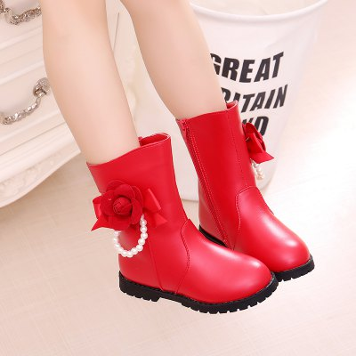 Children girls Martin boots the flash supergirl boots shoes adult women girls cosplay boots custom made