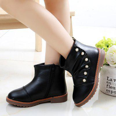 Winter Martin Ankle Snow Boots new women sexy 16 cm high heels leopard print martin boots round toe lace up platform shoes winter ankle boots booties mujer
