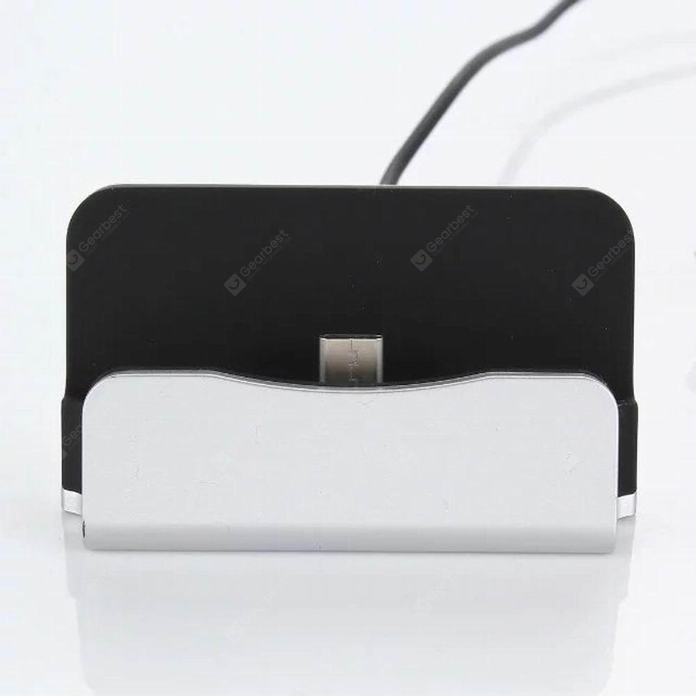Usb Type-C Docking Station Dock Stand Charger Charging Cradle Holder for Samsung/Xiaomi/Oneplus/HUAWEI