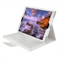 Detachable Wireless Bluetooth Keyboard for iPad Mini1/2/3 360 Degree Swivel Leather Case Stand Cover